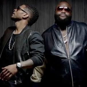 Touch 'N You (Video), Rick Ross, Usher