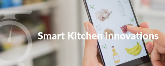 5 smart technologies to make your kitchen more efficient and sustainable