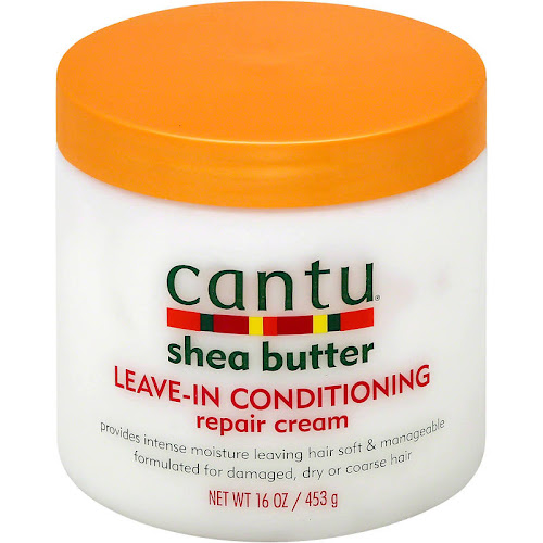 Cantu Shea Butter Leave in Conditioning Repair Cream - 16 oz jar
