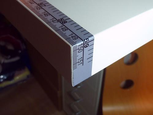 150cm self adhesive measuring tape