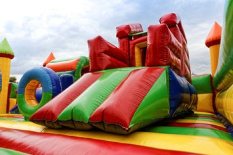 The Benefits of Using Inflatable Bounce House | Events Advisory