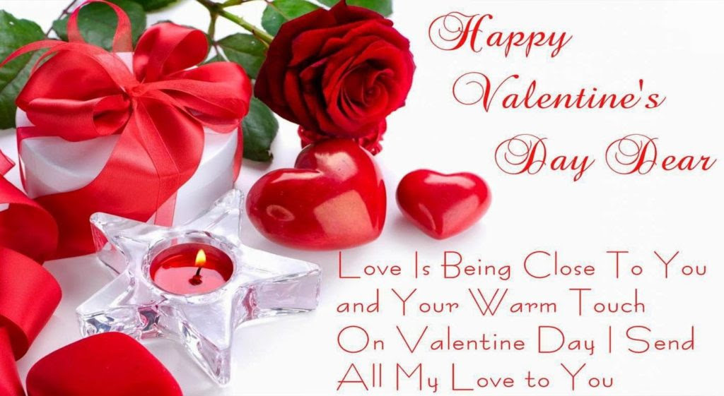 Happy Valentines Day Quotes Wishes Messages For Himher