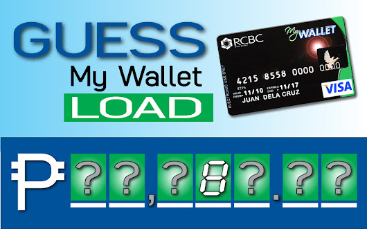 Can you guess the correct amount deposited in this MyWallet Card?