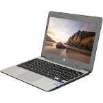 "HP 11-V010NR Chromebook Intel Celeron N3060 (1.60 GHz) 4 GB Memory 16 GB SSD 11.6"" Chrome OS"