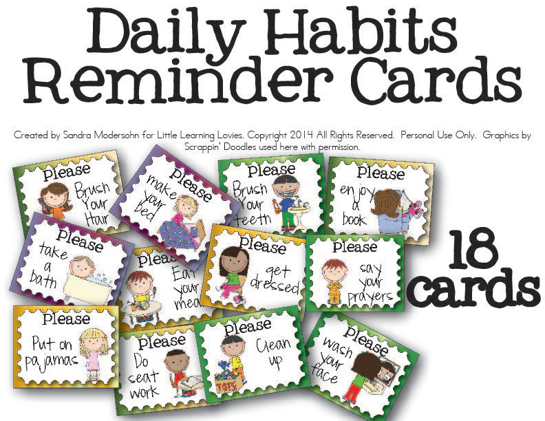 1000+ images about daily routines on Pinterest | For kids, Choice ...