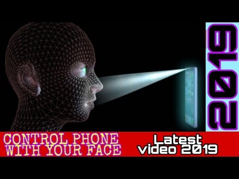CONTROL YOUR DEVICE WITH YOUR FACE