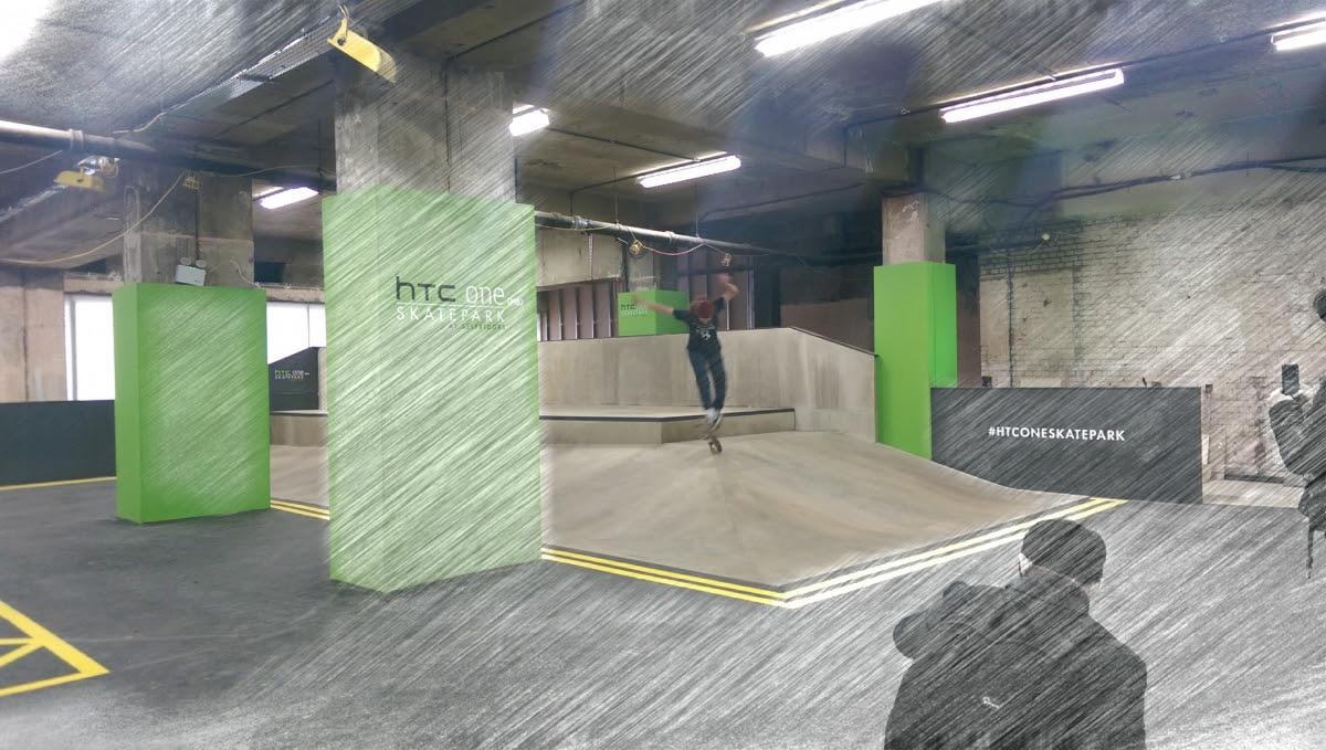 HTC One M8 - Sample Camera Image