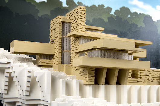 LEGO vs Architecture: BBC Film Explains How It's All Connected