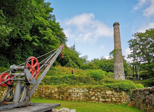 Cornwall Days Out: Wheal Martyn Clay Works - A Cornish Mum