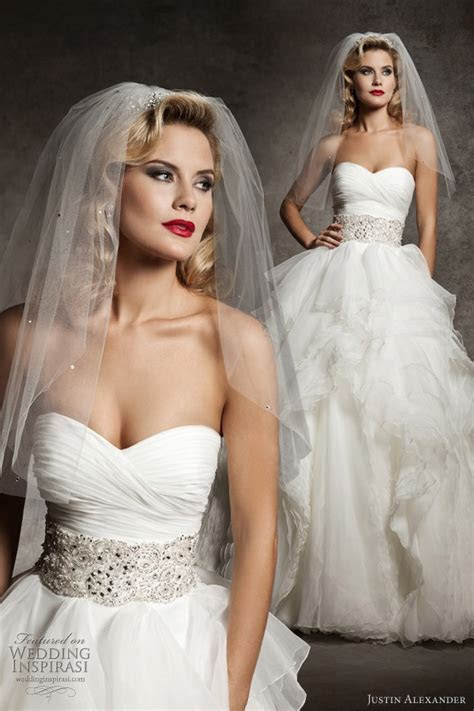 Justin Alexander 2013 ? Preview Collection Wedding Dresses