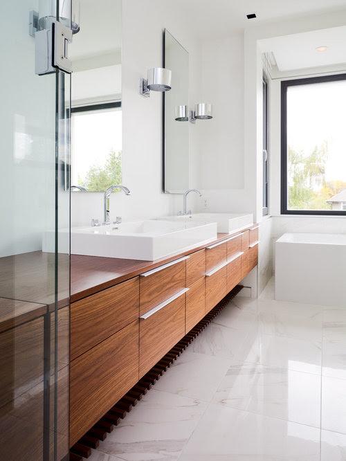 Modern Master Bathroom Home Design Ideas, Pictures ...