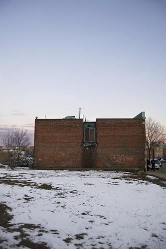 Dentist Office, Winter Hill