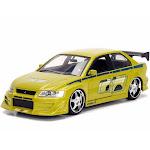 Mitsubishi Lancer Evolution VII Hardtop, Fast and Furious - Jada 99788/4 - 1/24 scale Diecast Model Toy Car