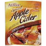 Alpine Spiced Apple Cider Drink Mix Original