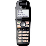 Panasonic KX-TGA659T Expansion Handset - Black Metallic