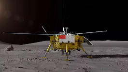 China's mission to the far side of the Moon will launch in December
