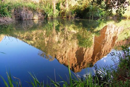 DSC_0552 Reflejos en el río
