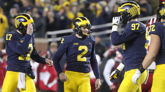 Free Press sports writer Nick Baumgardner compares the rosters of Michigan and Ohio State to see which team has the edge in the 2018 edition of The Game in Columbus, Ohio. The victor wins the Big Ten East division, and heads to the Big Ten title game to face Northwestern. Let's get to it ... Julian H. Gonzalez, Detroit Free Press