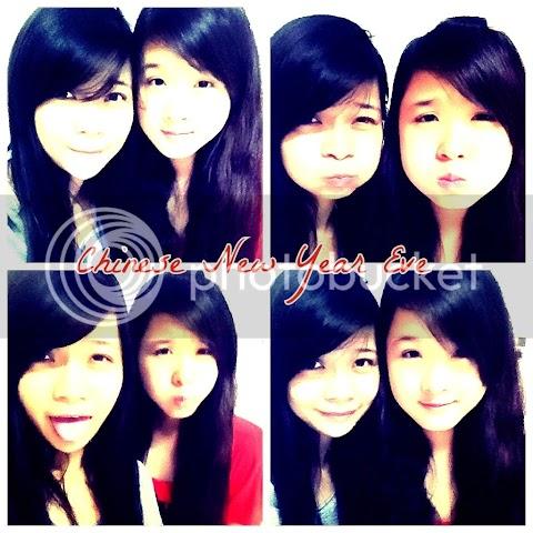 CNY Eve + Chu Yi