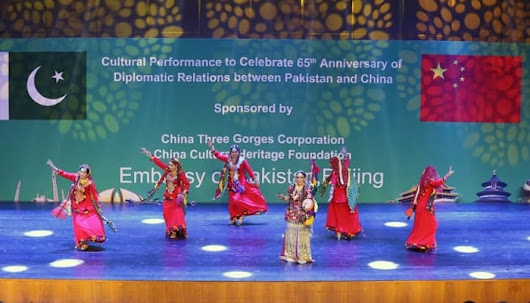Pakistani and Chinese artists all set for 'Cultural Caravan' - Islamabad Scene