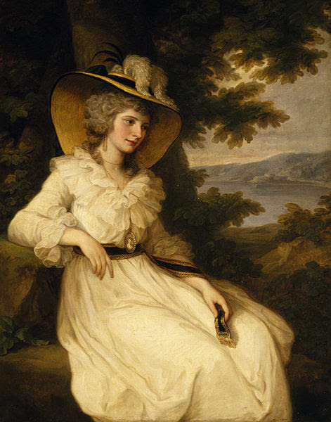 File:Angelica Kauffman - portrait of Lady Elizabeth Foster.jpg