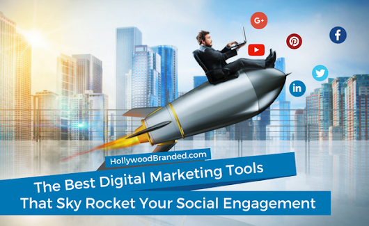 The 15 Best Digital Software Marketing Tools To Create Content That Sky Rocket Social Engagement