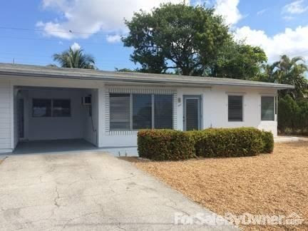 3 BR/ 1 BA Cresthaven Home, Clean Ready for Updating - 1451 NE 31st Court, Pompano Beach FL