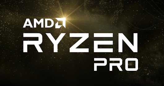 AMD Partners Dell, HP, And Lenovo Support Ryzen Pro With New Enterprise Desktops