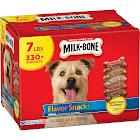 Milk Bone Flavor Snacks, Small - 7 lb box