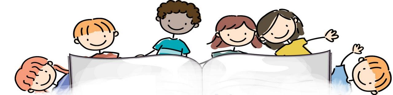 Neler Yapıyoruz Kitap Okuyan çocuklar