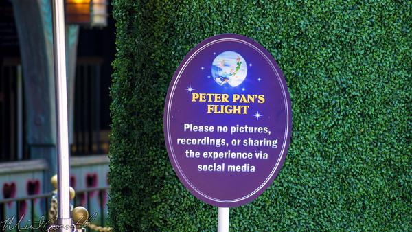 Disneyland Resort, Disneyland60, Disneyland, Peter, Pan, Flight, Cast, Member, CM, Preview, Refurbishment, Refurbish, Refurb