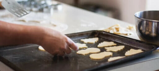 Leave the cookies for Santa | Summerland Camps