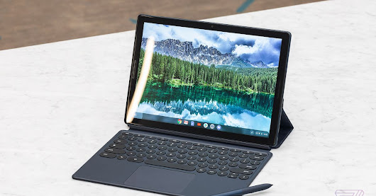 You can now preorder Google's Pixel Slate tablet