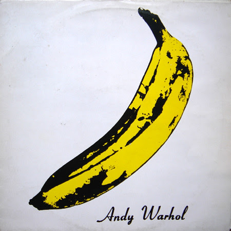 Banana by Andy Warhol