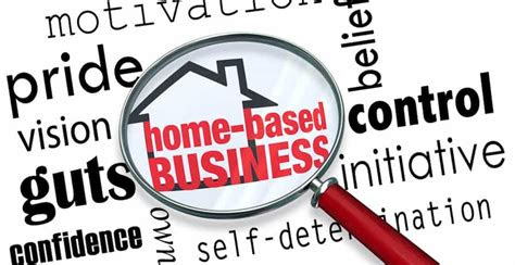 important tips  starting  home based business