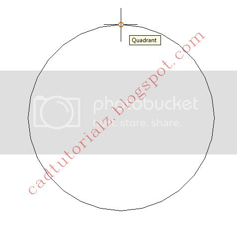 circle autocad