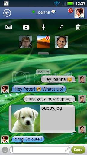 1d8b0f95 Beejive IM   Instant Messenger 4.1.2 (Android) APK