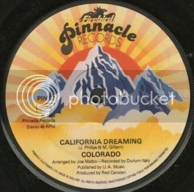 Colorado - California Dreaming