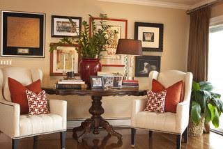 Room contemporary living room