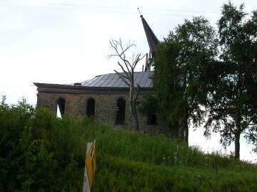 Mays Prairie Church