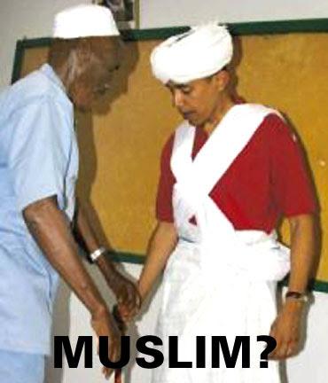 Muslim?