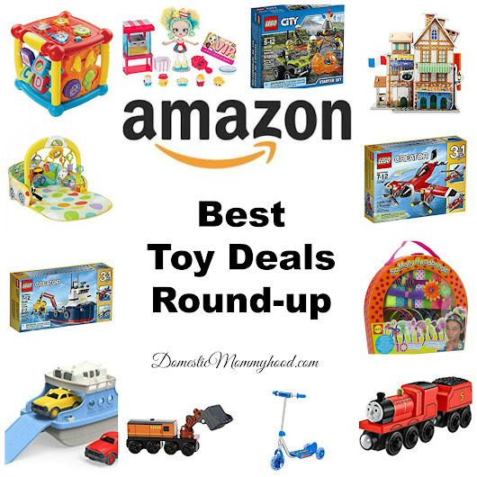 Amazon: Best Toy Deals Round-Up - Domestic Mommyhood
