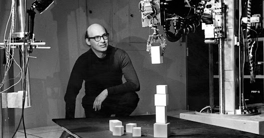 Marvin Minsky, Pioneer in Artificial Intelligence, Dies at 88 - The New York Times