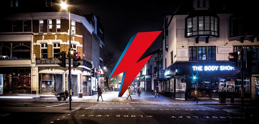 Campaign for shocking David Bowie memorial in Brixton