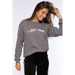 Sub_Urban Riot | I Got This Willow Sweatshirt | Heather Grey