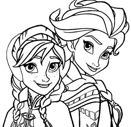 coloring pages  google search  coloring pages  pinterest in disney frozen coloring pages for
