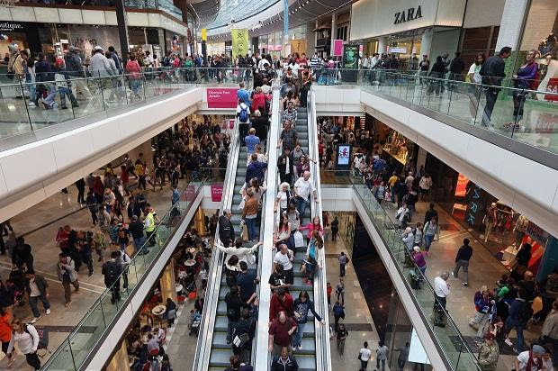 Westfield Stratford's postcode is the country's worst ...