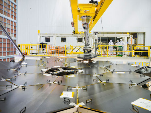 Meet the largest science project in US government history—the James Webb Telescope
