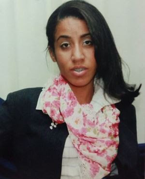 Jéssica Samantha desaparecida em São José dos Campos (Foto: Arquivo Pessoal)