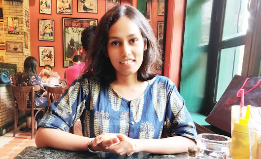 Pratishtha Mamgain (Rank-50/UPSC-2017) 1st Attempt, Political Science, St Stephen's Delhi